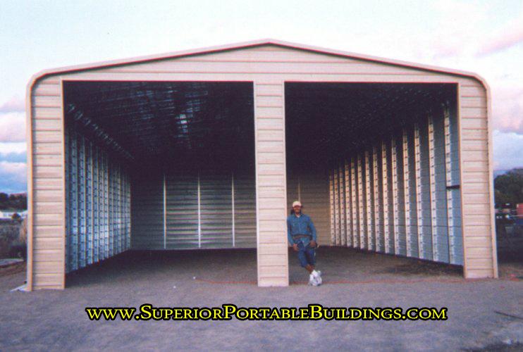 South Carolina Metal Garages Sold Here